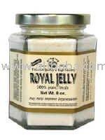 Organic raw royal jelly