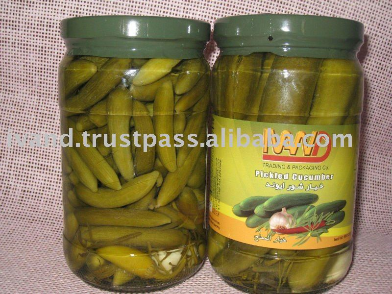 Pickled Cucumer