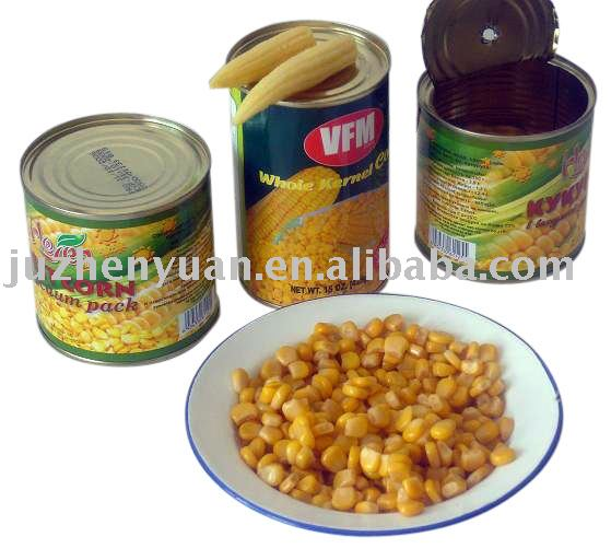 how to eat canned corn