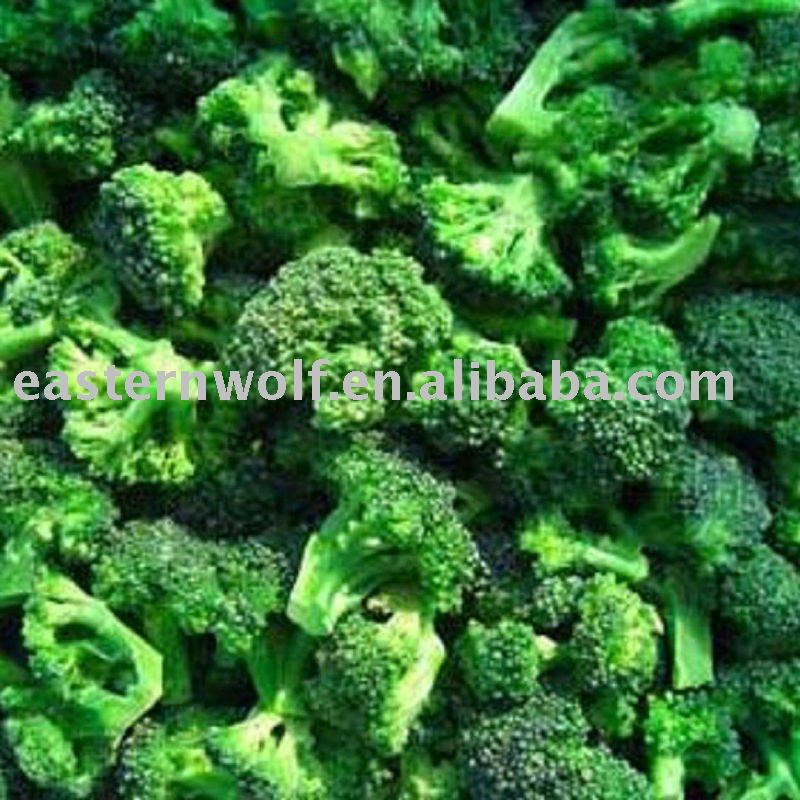 Frozen Broccoli, IQF Broccoli