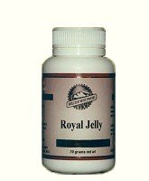 Royal Jelly (70 x 1000mg capsules)