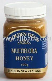 New Zealand Natural Honey