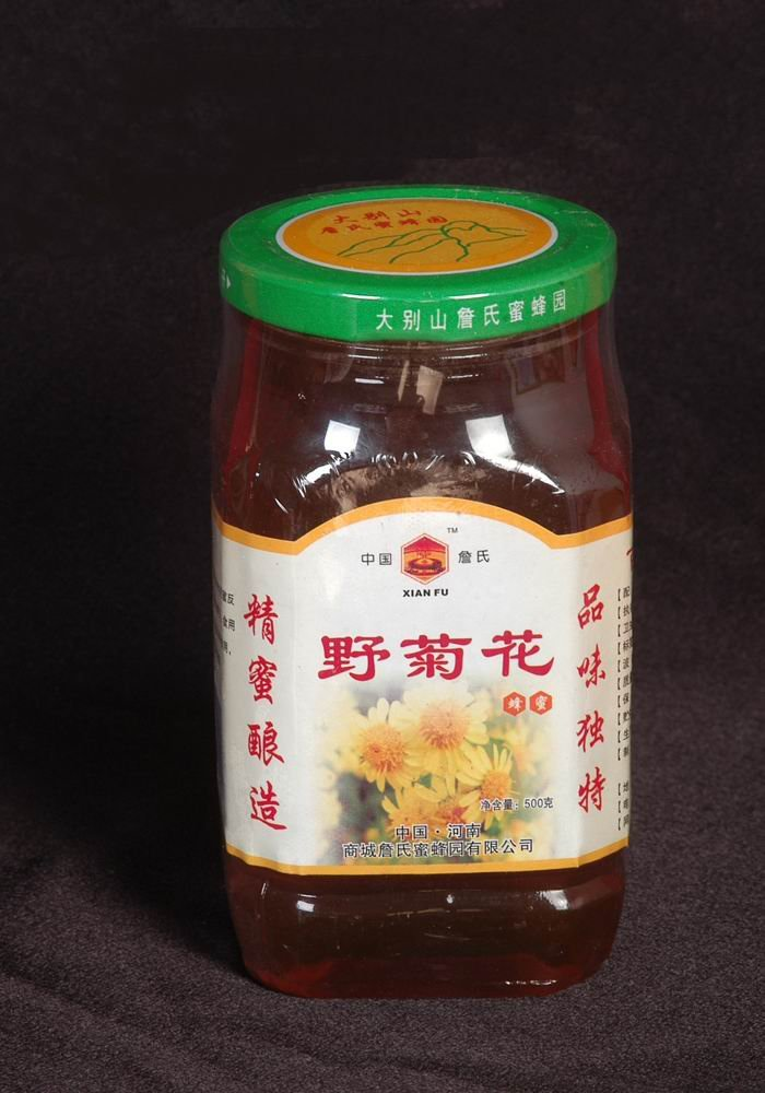 chrysanthemum honey