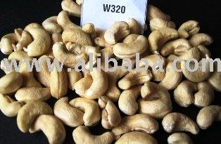 Vietnam Cashew Nut Kernels W320
