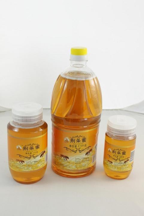 natural and pure bee honey