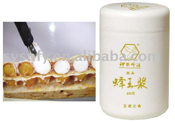 honey royal jelly