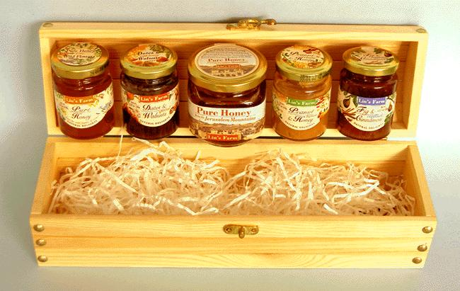 Gift Set Jerusalem HONEY and various tastes of the Holy Land gift ...