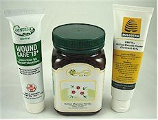 ACTIVE MANUKA HONEY WOUND CARE SET  (3 items)