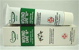 "WOUND CARE 18+-s ""Active Manuka Honey"