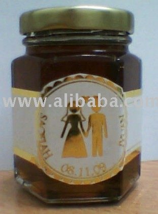 Honey for door gifts and souvenirs