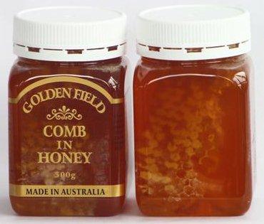 Comb in Honey