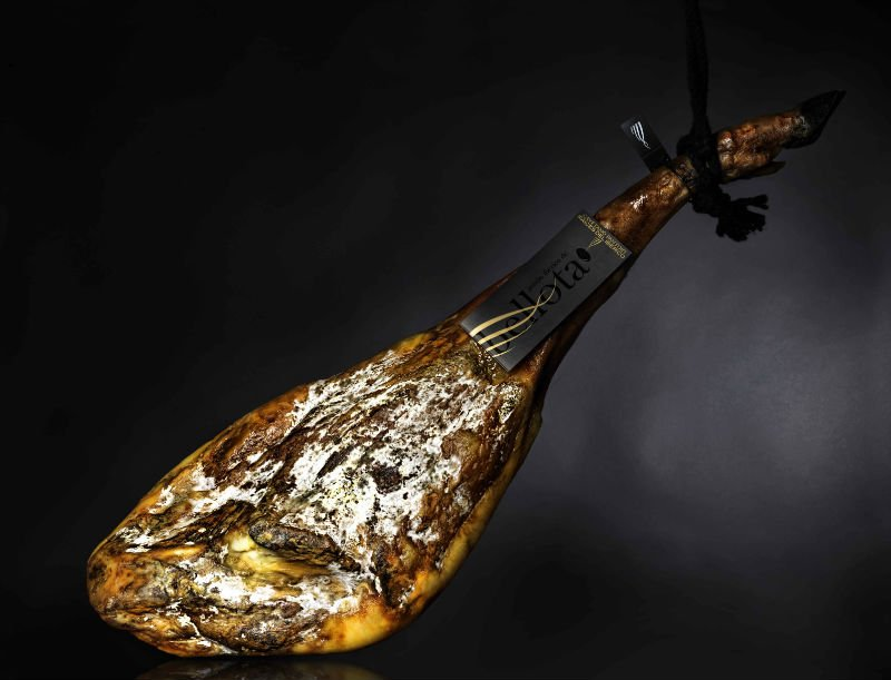 Acorn Fed Iberian Ham. Spanish ham