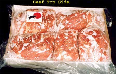 Frozen Halal Buffalo Meat / Beef