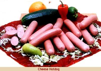 Cheese Hotdog