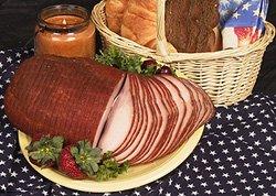 Hickory Smoked Gourmet Boneless Ham