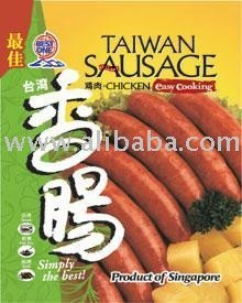 Chicken Taiwan Sausage