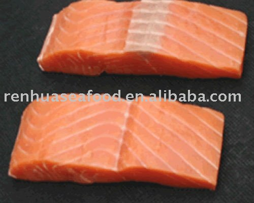 how to cook a salmon fillet from frozen