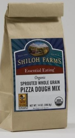 Sprouted Pizza Dough Mix