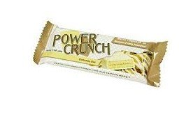 Bio Nutritional Power Crunch Bar 12/Box - Cinnamon Bun