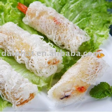 how to cook frozen spring rolls