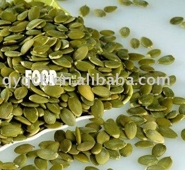 Raw pumpkin seed kernels/pepitas