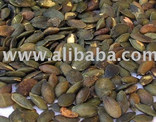 Natural Toasted Pumpkin Seed (Cucurbita pepo var. styriaca)