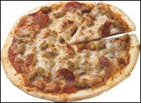 Gluten Free Pizza: Gluten Free Combo
