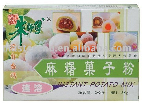 instant potato mix powder