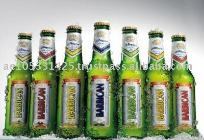 Barbican Non Alcholic Beer