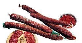 Chorizos y Salchichones Culares de Leon Meat