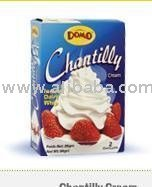 Chantilly Cream Products Lebanon Chantilly Cream Supplier