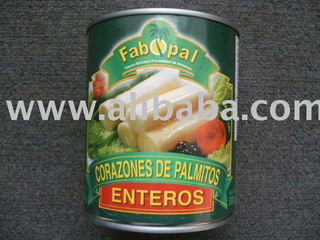 hearts of palm canned