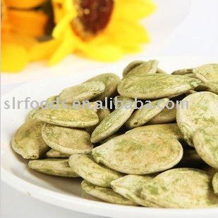 250g) watermelon seeds roasted/Green tea flavor/snacks