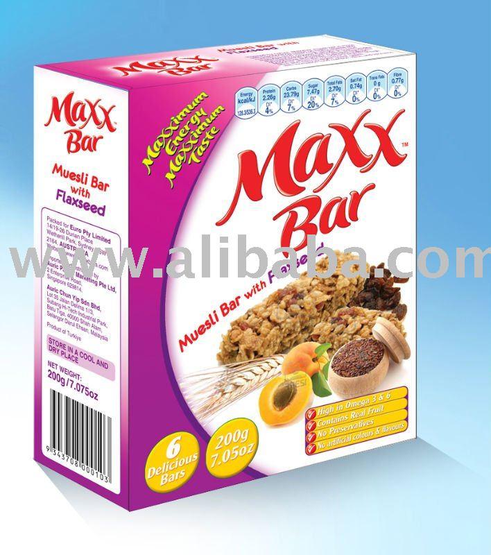 Maxxbar Muesli Bar