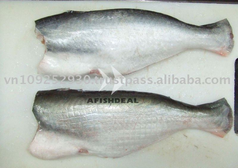 Basa whole fish cleaned gutted head on tail off products for Is swai fish good