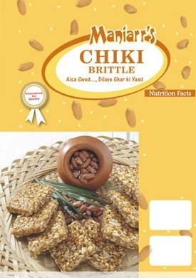 snacks -  Shing (Peanut) Chiki