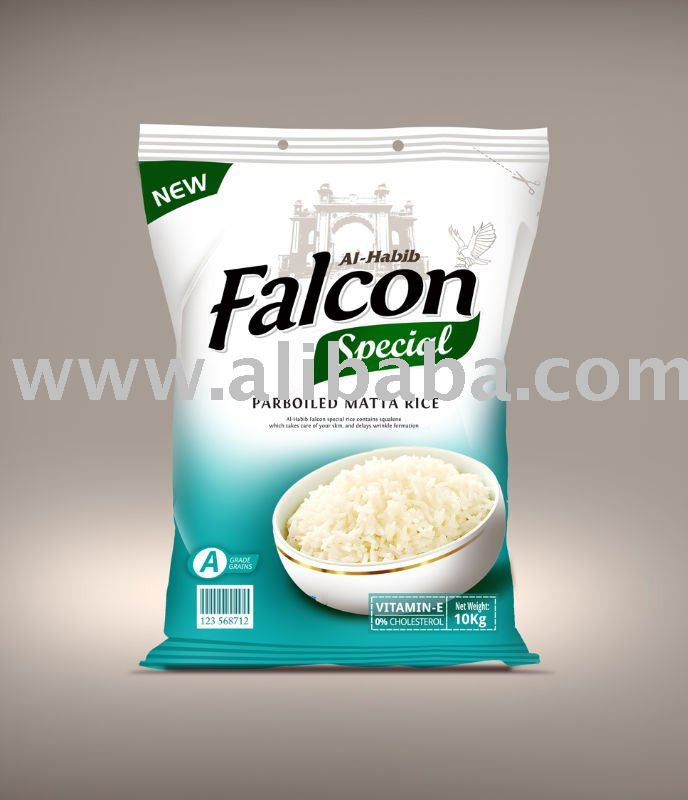 Par Boiled Sortex Rice