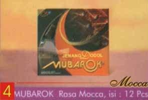 Jenang Kudus - Mocha Mubarok