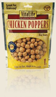VitaLife Chicken Poppers