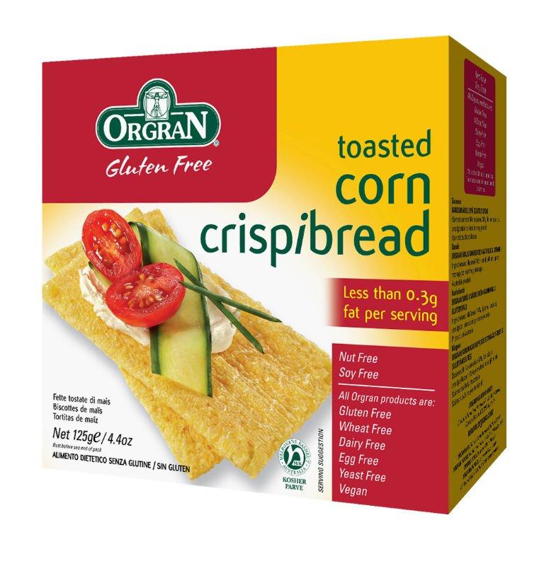 Corn Crispbread