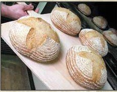 sweetness   naturally leavened bread