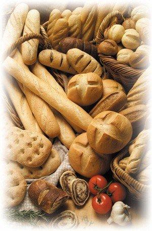 par-baked bread