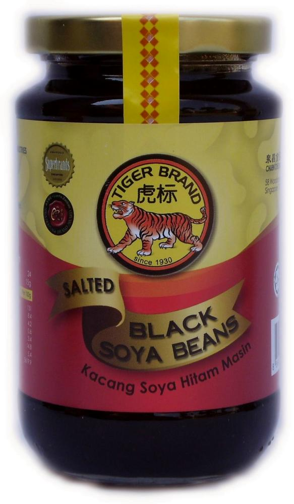 Black Salted Soya Bean