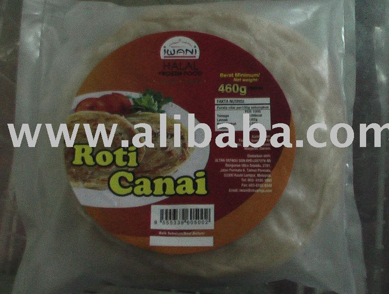 Roti Canai Frozen  Food