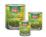 Canned Peas, Corn