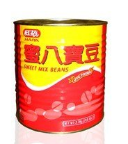 canned food: SWEET BEANS