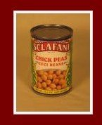 Chick Peas- 15.5oz can  Beans