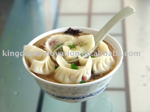 Lifelike artificial dumpling,replic food,props,imitation food,artificial crafts,artificial food,key