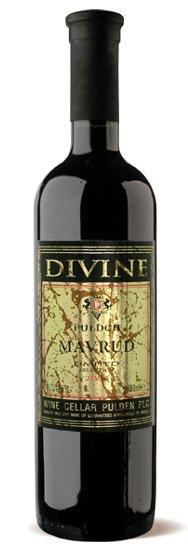 Bulgarian Red Wine Mavrud