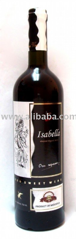 Isabella - Red Sweet Wine